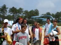 groupe parc aquatique