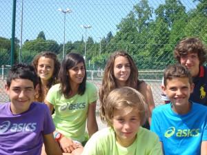Stage tennis Circuit de tournois BIARRITZ