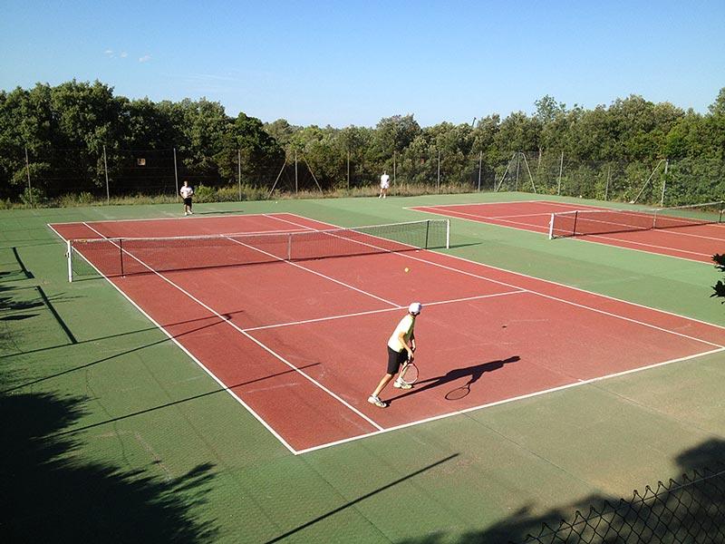 Stage tennis circuit de tournoi MONTPELLIER, ST BRES, SUSSARGUES