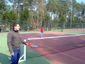 Stage tennis Multisport Center Parc