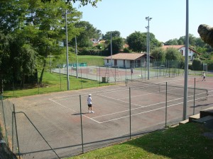 Stage tennis Circuit de tournoi BIARRITZ