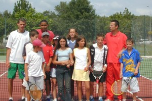 Stage tennis circuit de tournoi BIARRITZ