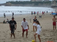 foot plage